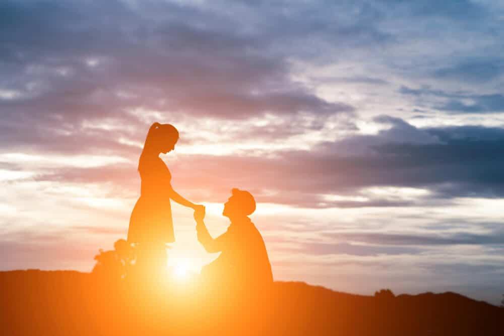 הצעת נישואין בוהו שיק
